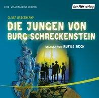 Oliver  Hassencamp - Die Jungen von Burg Schreckenstein
