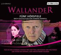 Henning  Mankell - Wallander. Fünf Hörspiele. 1. Staffel