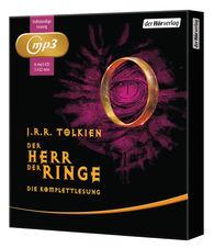 J.R.R.  Tolkien - Der Herr der Ringe. Die Komplettlesung