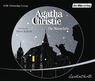 Agatha  Christie - Die Mausefalle
