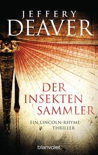 Jeffery  Deaver - Der Insektensammler