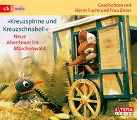 """Heinz  Fülfe - Geschichten mit Herrn Fuchs und Frau Elster """"Kreuzspinne und Kreuzschnabel!"""" Neue Abenteuer im Märchenwald"""