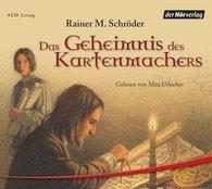 Rainer M.  Schröder - Das Geheimnis des Kartenmachers