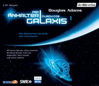 Douglas  Adams - Per Anhalter durch die Galaxis 1