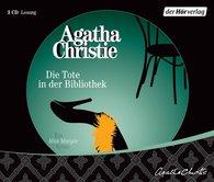 Agatha  Christie - Die Tote in der Bibliothek