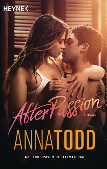 Anna Todd - After passion - Cover - Presse-Buchinfo