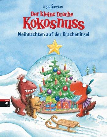 Kleine Weihnachtsbilder.Ingo Siegner The Little Dragon Coconut Christmas On The Dragon