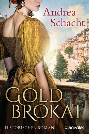 Andrea Schacht - Goldbrokat
