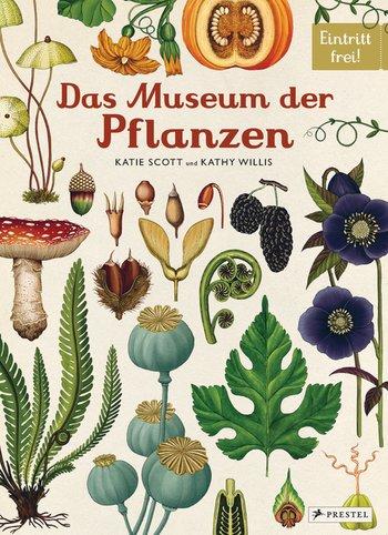 Katie Scott,Kathy Willis - Das Museum der Pflanzen
