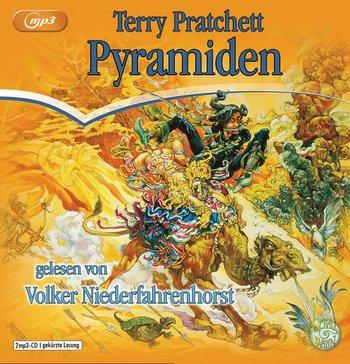 Terry Pratchett Pyramiden Presse Hörbuchinfo