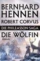 Bernhard Hennen,Robert Corvus - Die Phileasson-Saga - Die Wölfin