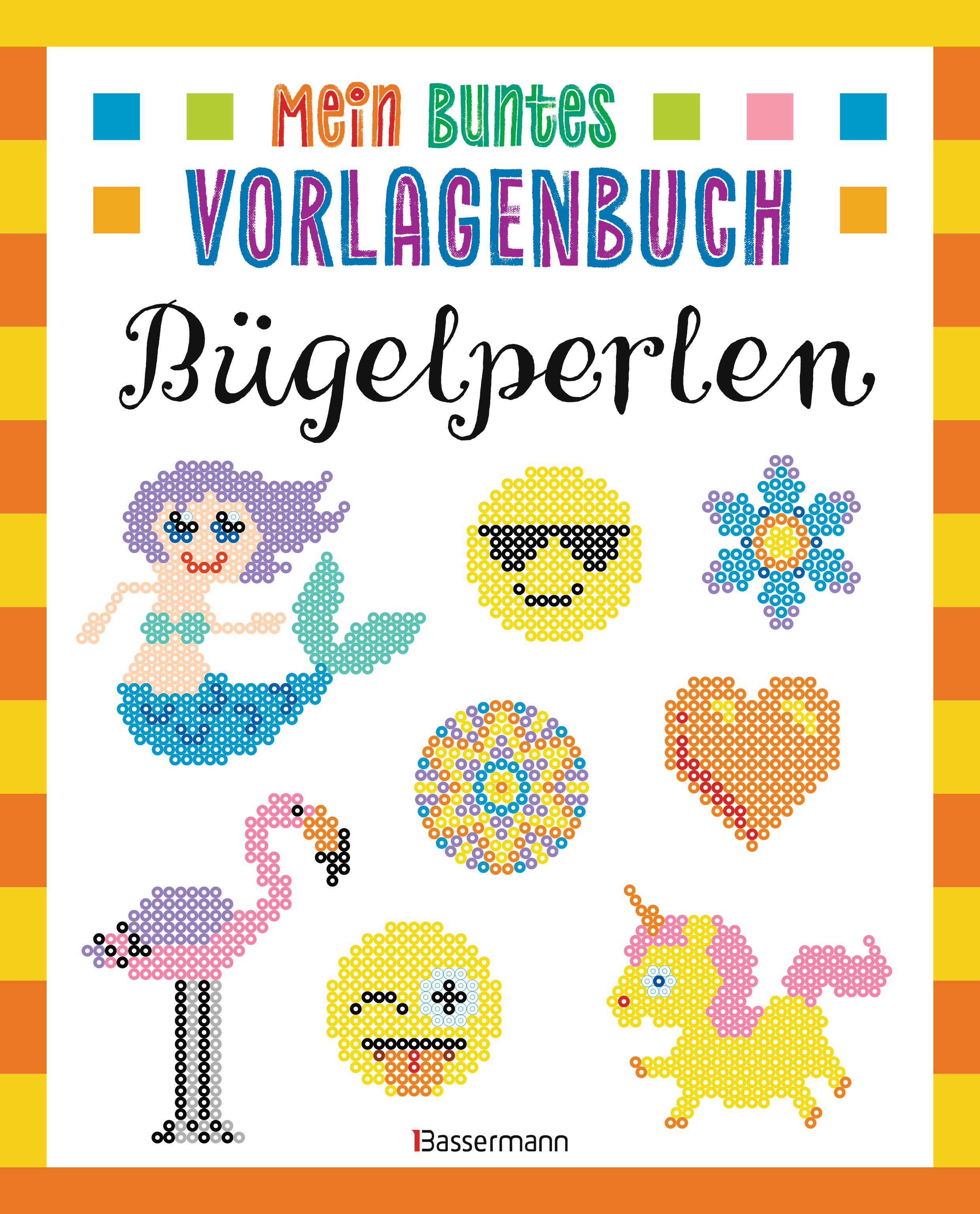 Norbert Pautner Mein Buntes Vorlagenbuch Bügelperlen über 200
